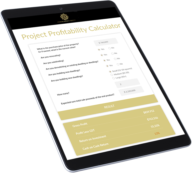 Project Profitability Calculator